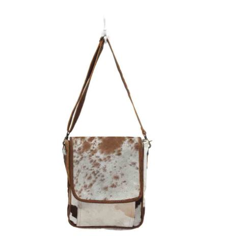 Myra Bag Hair On Sling Tote