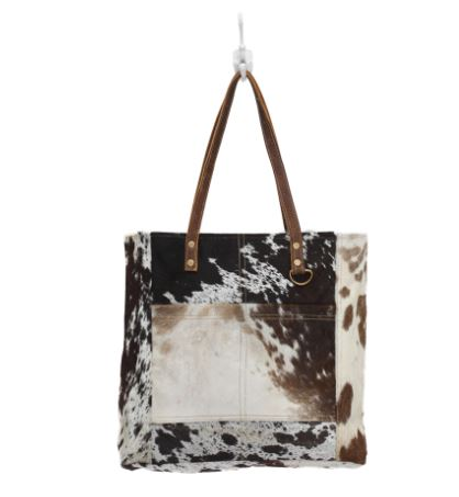 Myra Bag Front Pocket Tote