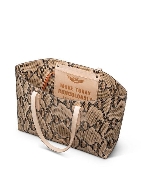 Consuela Margot Breezy East/West Tote Inside