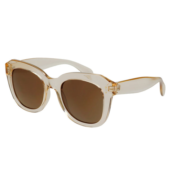 Sweet Peach Large Sunglasses