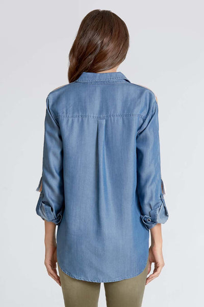 Alyssa Denim Pacific Shirt