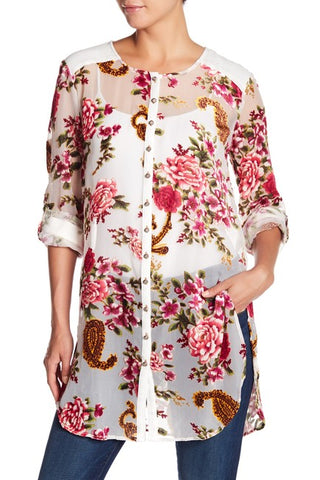 Aratta As I Look Blouse Front View