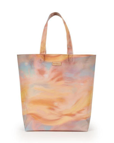 Consuela Grab N' Go Basic Tote Bag ~Dawn