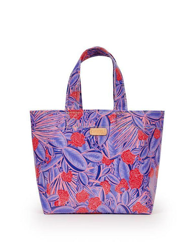 Consuela Grab N Go Mini Tote Bag in Loretta