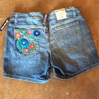 Sale ~ Gypsy Soul Shorts