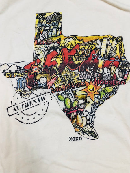 XOXO Texas T-Shirt