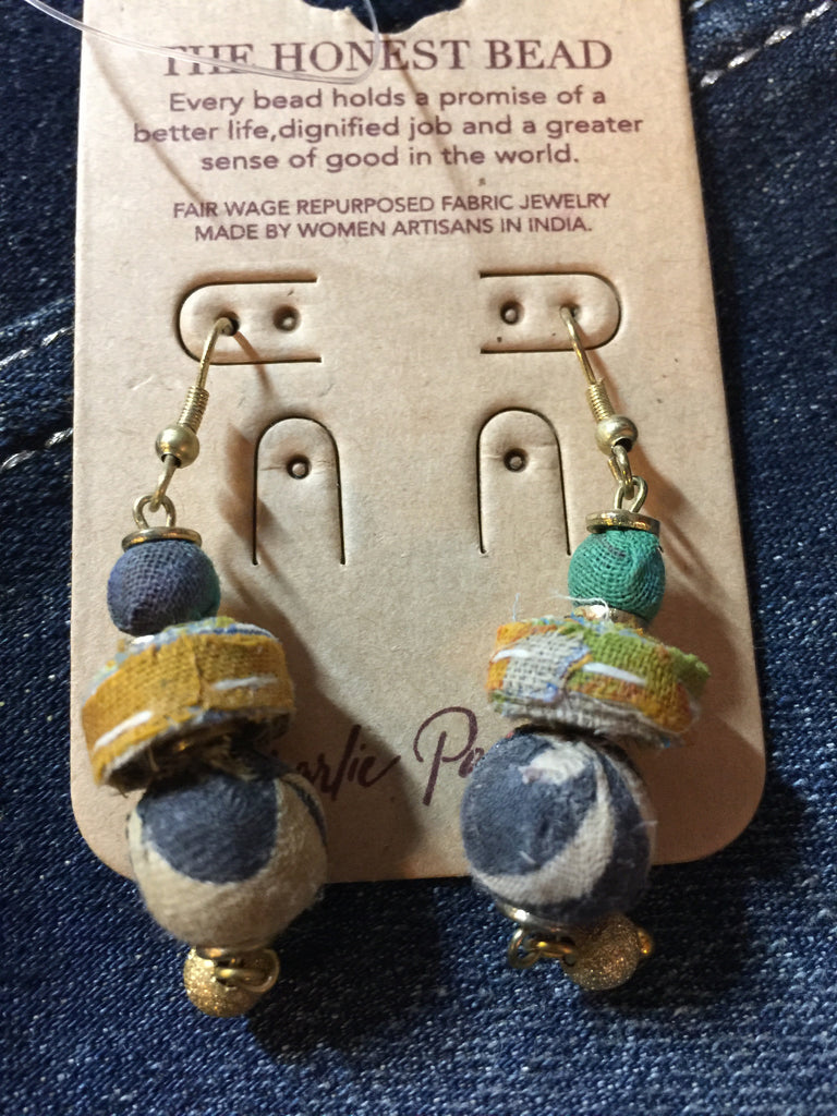Honest Beads Dangle Earrings
