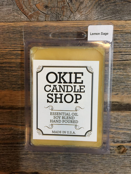 Lemon Sage Candle