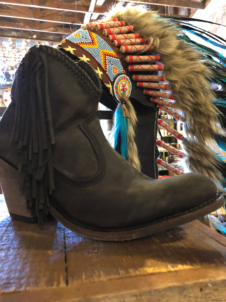 Liberty Black Tambor Bootie