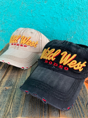 Wild West Rodeo Cap