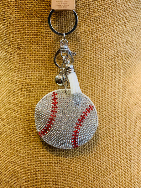 Baseball/Softball Key Chains