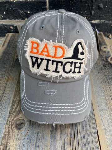 Bad Witch Baseball Cap
