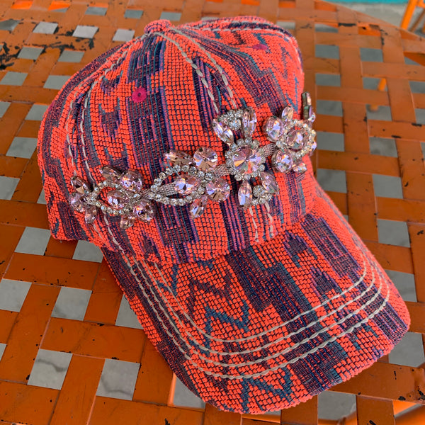 Ball Caps - Rhinestone