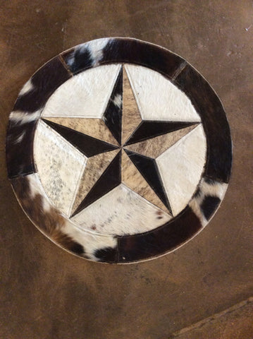 Cowhide Rug Decor