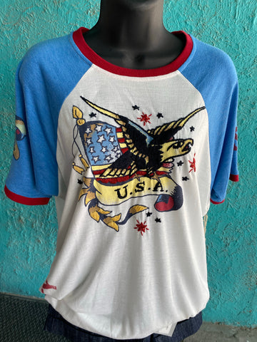 Double D USA Eagle Shirt