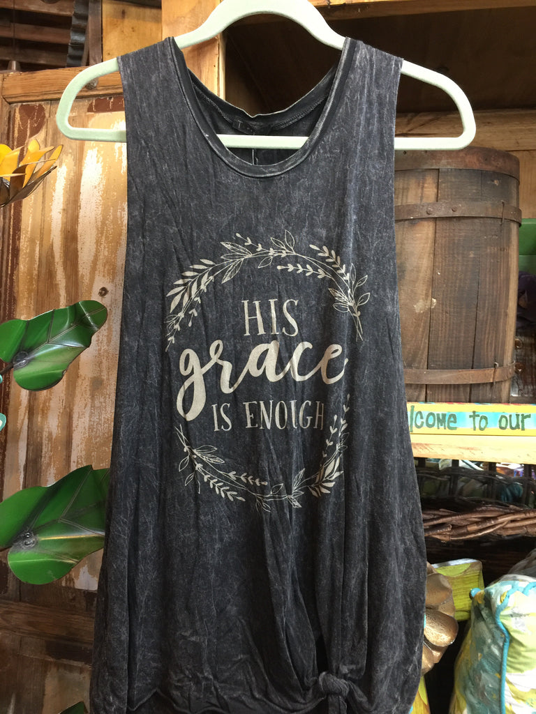 His Grace Is Enough Tank