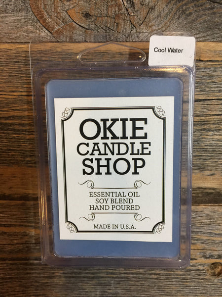 Cool Water Candles