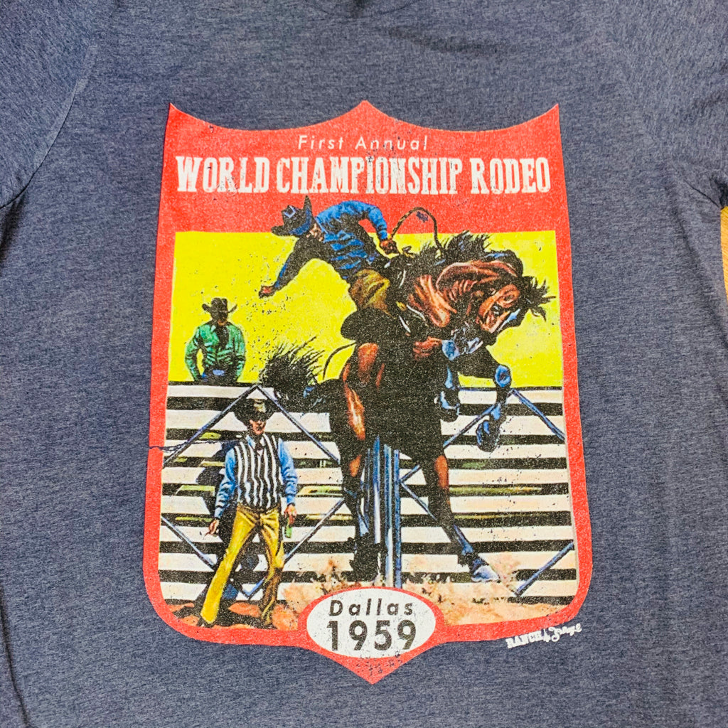 World Championship Rodeo T Shirt