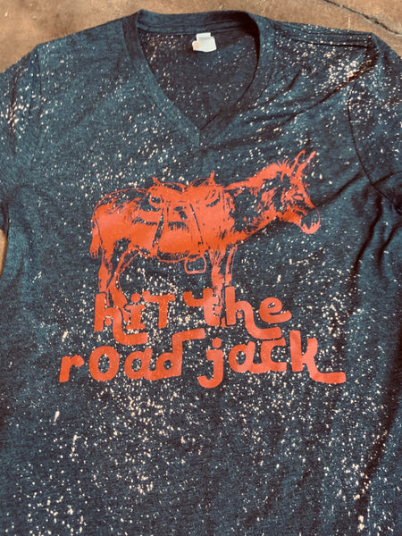 """Hit the Road Jack"" T Shirt"