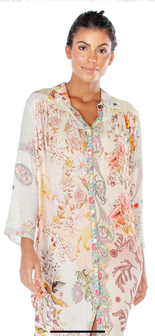 Z & L Long Sleeve Blouse/Tunic