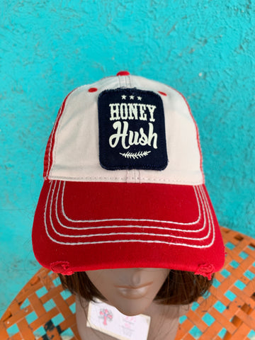 Honey Hush Ball Cap
