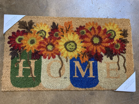 """Home"" Door Mat"