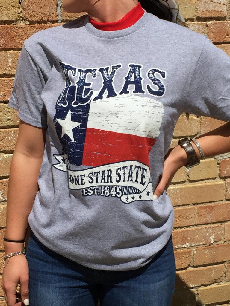 Texas Lone Star State T-Shirt