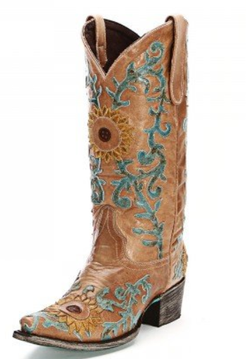 Lane Sunflower Boots