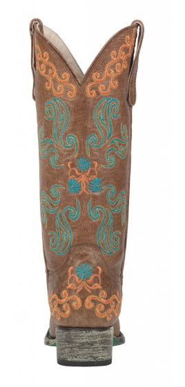 Lane Old Mexico Brown Boot