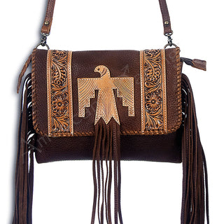 Falcon Fringe Crossbody