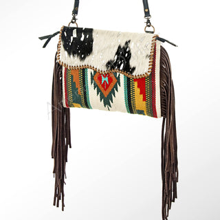 Navajo Fringe Crossbody Purse