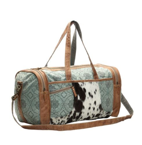 Myra Bag Floral Print Travel Bag