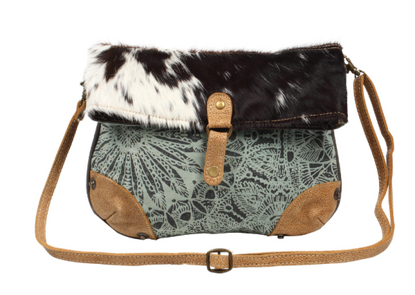 Myra Bag Hairon Small Flap Crossbody