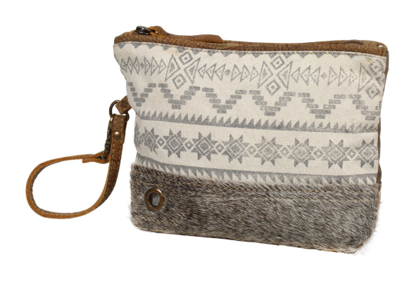 Myra Bag Foxy Tribe Hairon Pouch