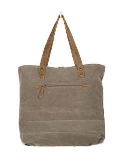 Myra Bag Applique Tote