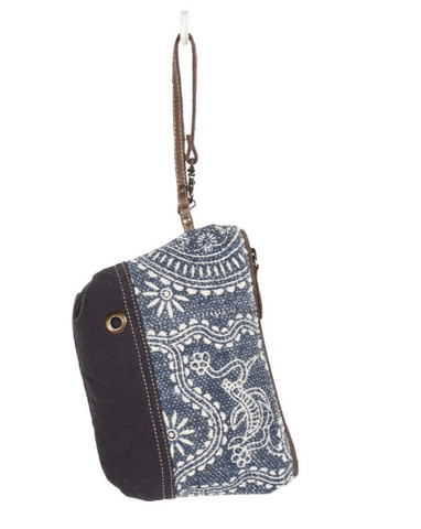 Myra Bag Kilim Classical Design Pouch