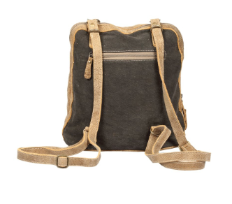 Myra Bag Amber Small Backpack