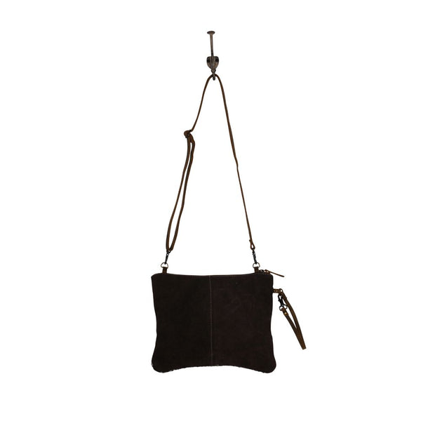 Itty-Bitty Small & Crossbody Bag Back of bag