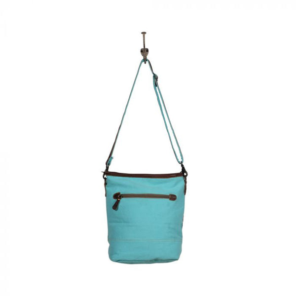 Spirited Shoulder Bag by Myra Bag Back