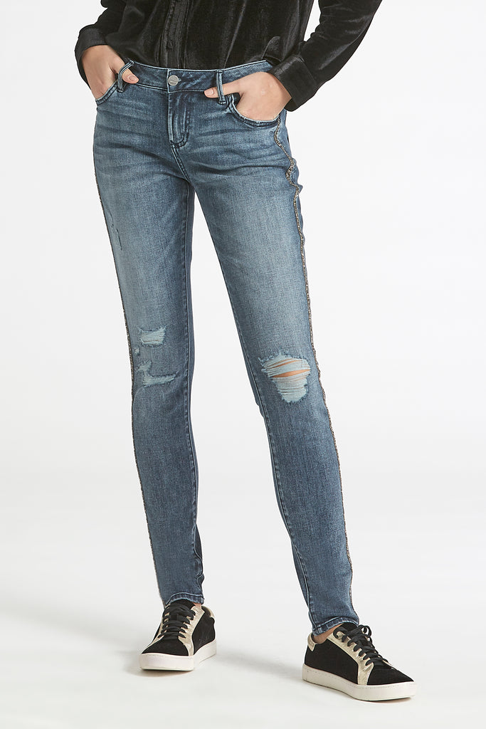 Joyrich Super Nova Blue Denim Jeans