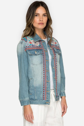 Oman Denim Jacket