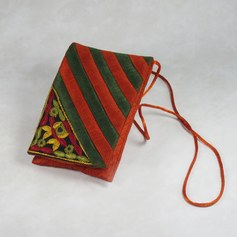 Mobile Cover; Ethnic Indian CROSS BODY Wallet