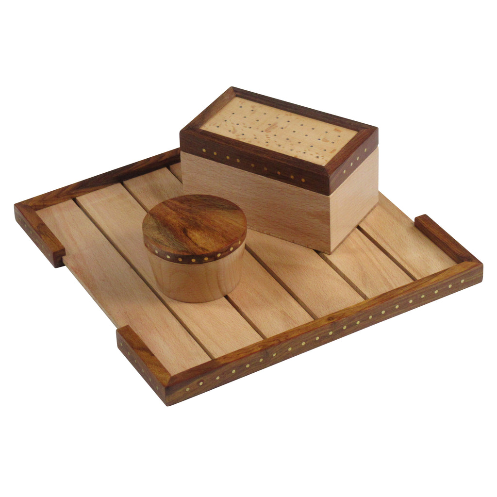 Back on Popular Demand!! Wooden Tea Tray / Platter