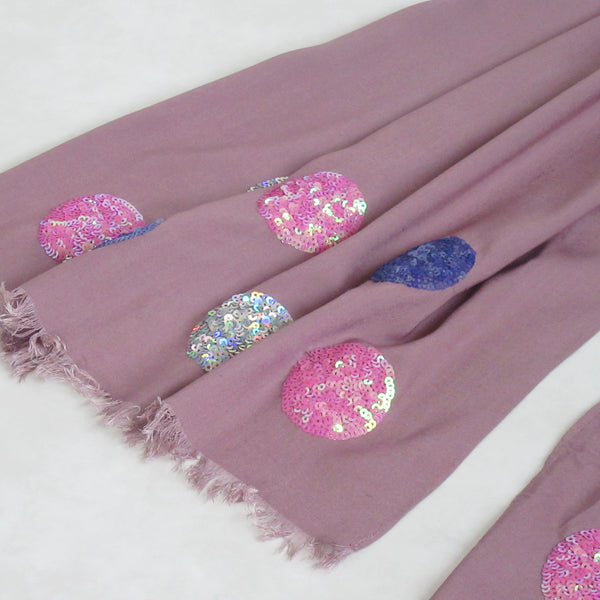Holiday Sequin Scarf Collection : Various Colors
