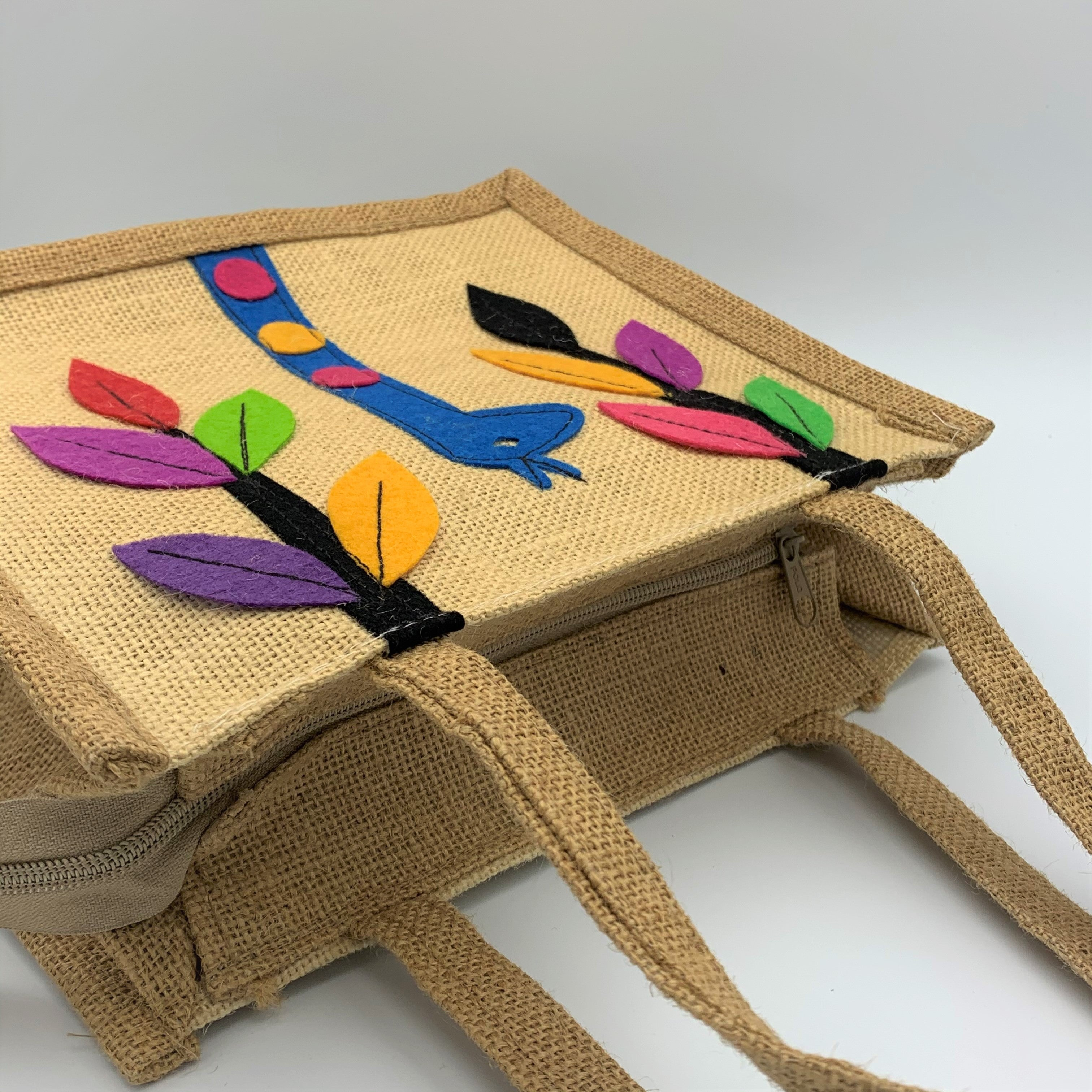 JUTE GIFT BAGS  Eco-Friendly Small Totes / Reusable Gift Bag