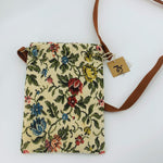 Slip Pocket Cross Body Bag with Adjustable Strap
