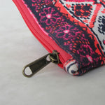 Multi Utility Embellished POUCH with Hand Embroidery