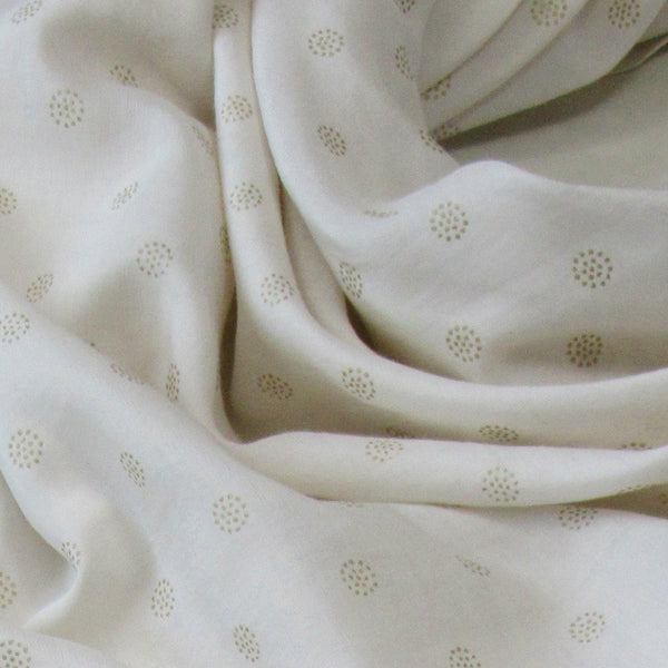 Formal; Handcrafted Moonlit SILK Scarf