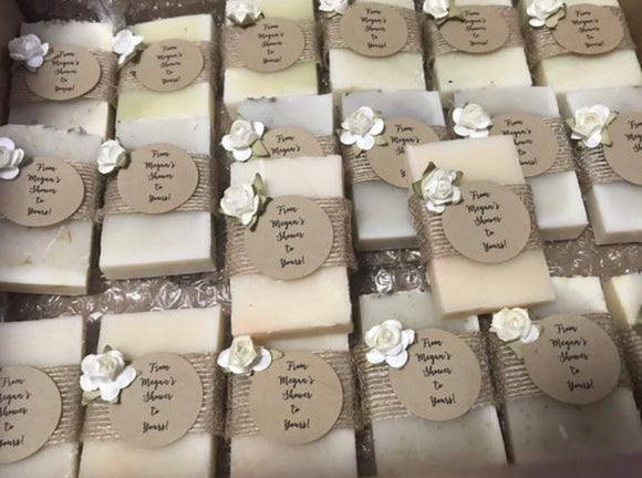 Handcrafted, Personalized Soap and Candles