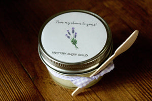 Sugar scrub favors, bridal shower favors, wedding favors, lavender baby shower, lavender sugar scrub, lavender wedding favors, sugar scrub,